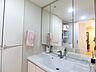 三面鏡裏収納付洗面所家具・備品等は含まれません