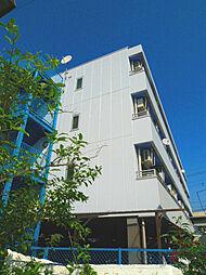 埼玉県川口市領家4の賃貸マンションの外観