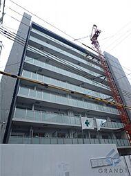 大阪府大阪市淀川区木川西3丁目の賃貸マンションの外観
