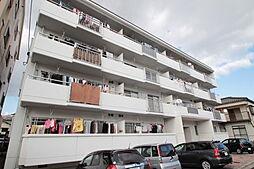古江グランドハイツ[1階]の外観