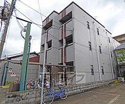 京都府京都市上京区衣棚通上立売上る裏風呂町の賃貸マンションの外観