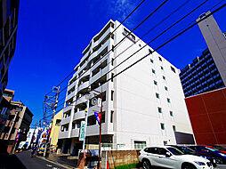 東京都小平市美園町1丁目の賃貸マンションの外観