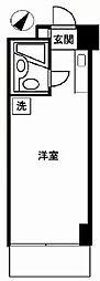 中銀日本橋マンシオン[5階]の間取り