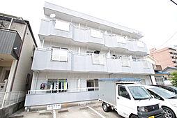 愛知県名古屋市天白区植田西2の賃貸アパートの外観
