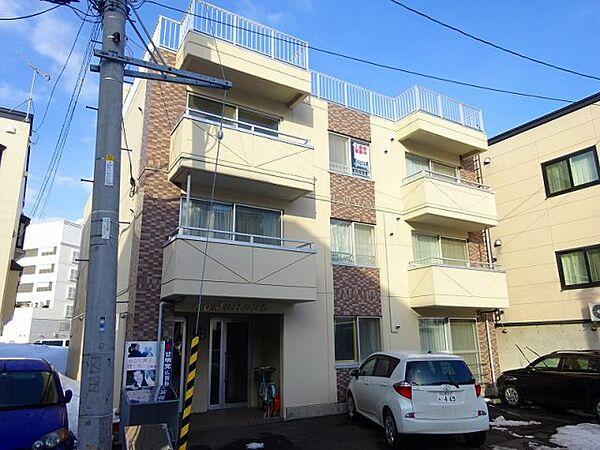 KoMuRo35 3階の賃貸【北海道 / 札幌市北区】