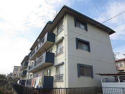 埼玉県さいたま市緑区中尾の賃貸マンションの外観