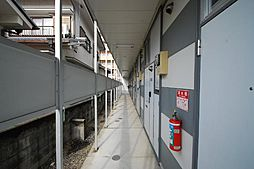 レオパレスM&m[1階]の外観