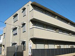 東京都葛飾区東新小岩4丁目の賃貸アパートの外観