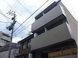 京都府京都市北区紫野上柏野町の賃貸マンションの外観