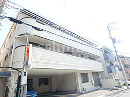 兵庫県神戸市灘区大内通1丁目の賃貸アパートの外観