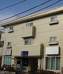 神奈川県横浜市鶴見区東寺尾2丁目の賃貸アパートの外観