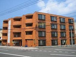 北海道札幌市南区真駒内本町3丁目の賃貸マンションの外観