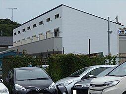 メルヴィーユ新横浜[2階]の外観