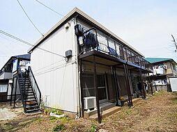 コーポ東中新宿[202号室]の外観