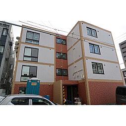 リリ円山北4[203号室]の外観