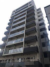 東京都港区海岸3丁目の賃貸マンションの外観