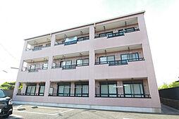 愛知県日進市浅田町大島の賃貸アパートの外観
