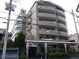 大阪府大阪市平野区瓜破6丁目の賃貸マンションの外観