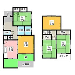 印場駅 7.3万円