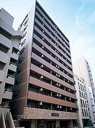 東京都千代田区東神田3丁目の賃貸マンションの外観