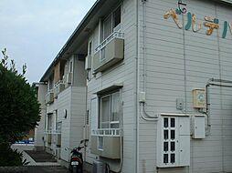 ベルデハイツ[101号室]の外観