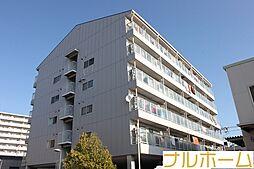 大阪府大阪市平野区瓜破東4丁目の賃貸マンションの外観