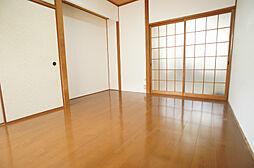 コーポ友愛荘[1階]の外観