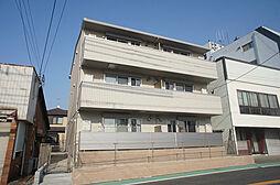 福岡県糟屋郡志免町志免1丁目の賃貸アパートの外観