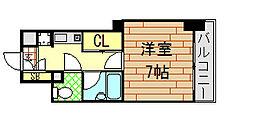 ライズィングサン[2階]の間取り