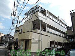 ▲シャトレー文京[1階]の外観