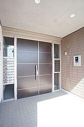 メルシーウィステリア[2階]の外観