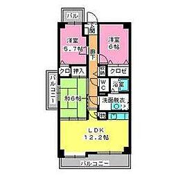 雑餉隈駅 7.2万円