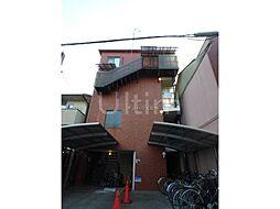 京都府京都市上京区下清蔵口町の賃貸マンションの外観