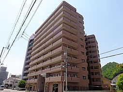 ライオンズマンション徳島富田橋[6階]の外観