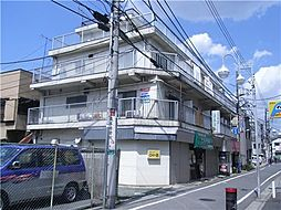 東京都品川区南大井4丁目の賃貸マンションの外観