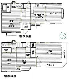北小金駅 1,480万円