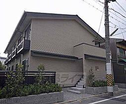 京都府京都市北区天寧寺門前町の賃貸アパートの外観