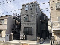 神奈川県横浜市南区西中町3丁目の賃貸アパートの外観