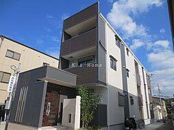兵庫県神戸市長田区梅ケ香町1の賃貸アパートの外観