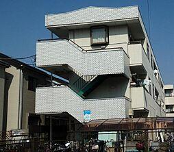 加島コーポ[3階]の外観