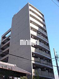 ライオンズマンション新栄[1階]の外観
