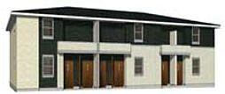 岡山県倉敷市玉島阿賀崎1丁目の賃貸アパートの外観