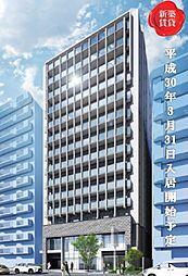 フレール江坂レジデンシャル[6階]の外観