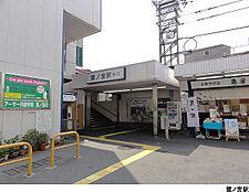 鷺ノ宮駅(現地まで800m)