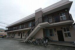 永田マンション[11号室号室]の外観