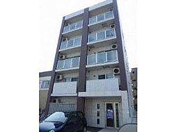 北海道札幌市北区北二十二条西5丁目の賃貸マンションの外観