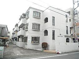 パルティーレ鶴ヶ島[102号室]の外観