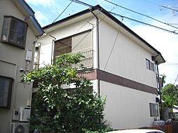 コーポスギヨシ[2階]の外観