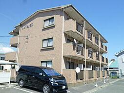 静岡県浜松市東区北島町の賃貸マンションの外観