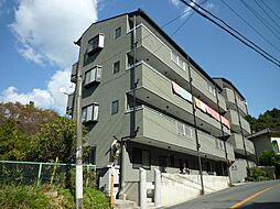 アパートメント翆月[3階]の外観